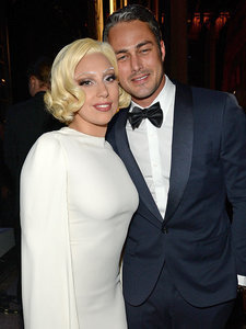 Lady Gaga on Her Wedding Dress: It Will Be Designed for Taylor