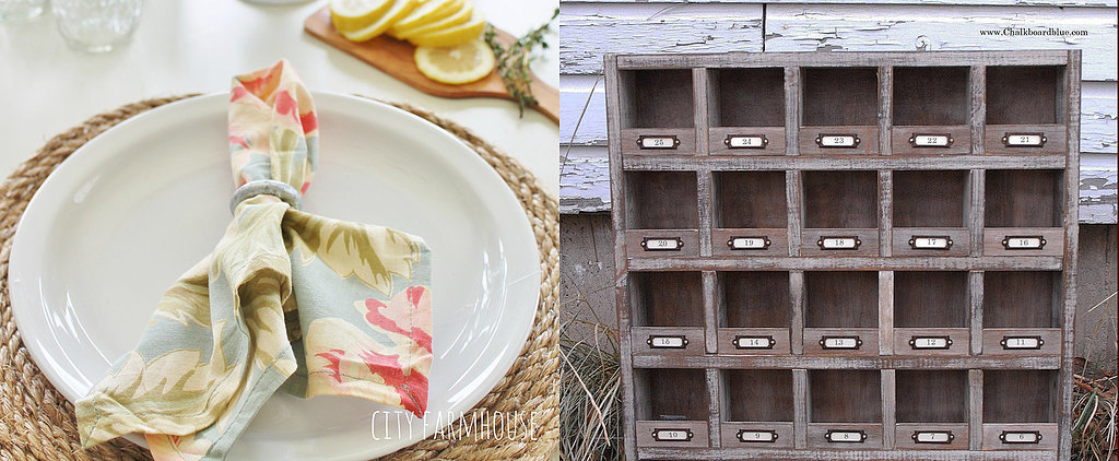The Best Pottery Barn-Inspired DIYs