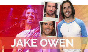 Tell Us About Your Self(ie): Jake Owen