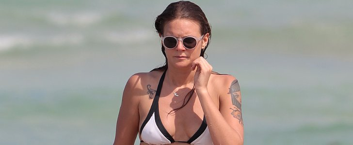 """Talking Body"" Singer Tove Lo Flaunts Her Figure in a Bikini"