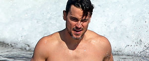 Shirtless Matt Bomer Is Out-of-Control Sexy in Hawaii