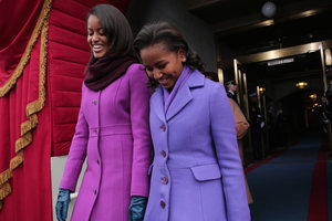 Sasha & Malia Obama's 16 Greatest Style Moments