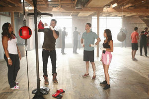 'The Bachelorette' Recap: Boxing Battles and Stand-Up Comedy
