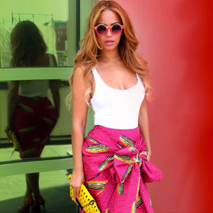 Get Beyonce's Beach-To-City Style