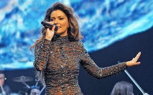 FROM EW: Shania Twain Explains Why Upcoming Tour Will Be Her Last