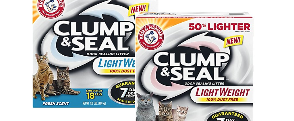 Believe It or Not, a Dust-Free Cat Litter Actually Exists