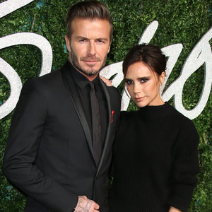 The Beckhams' Home Style
