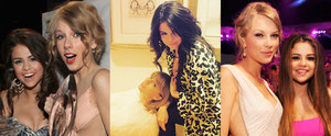 Taylor and Selena's Sweetest BFF Moments Through the Years