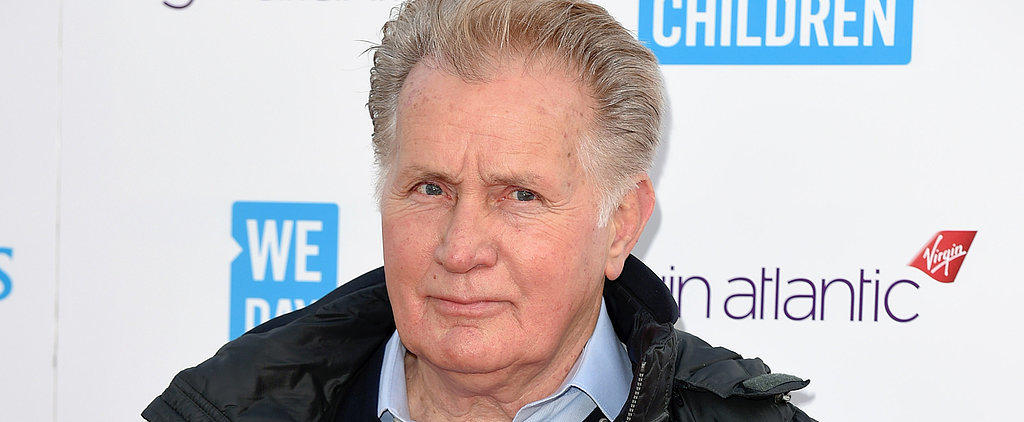Martin Sheen Opens Up About Charlie Sheen's 2011 Meltdown