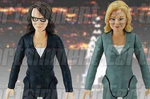 There Are Finally Tina Fey And Amy Poehler Action Figures