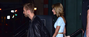 Taylor Swift Follows Calvin Harris's Lead on Their Sweet Date Night