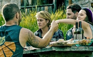 From EW: Johnny Utah Is Back! Watch the First Trailer for Point Break Remake