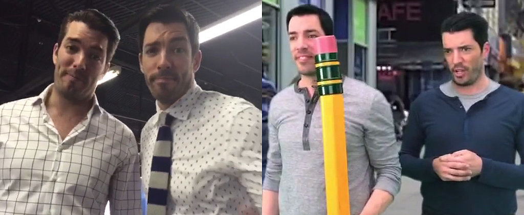 These 19 Hilarious Video Clips Will Make Any Property Brothers Fan LOL