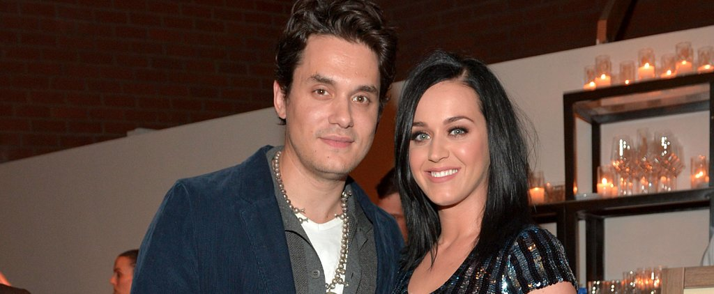 Katy Perry and John Mayer Have a Disneyland Date