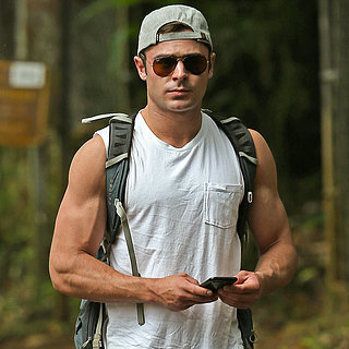 Zac Efron and Anna Kendrick Hiking in Hawaii May 2015