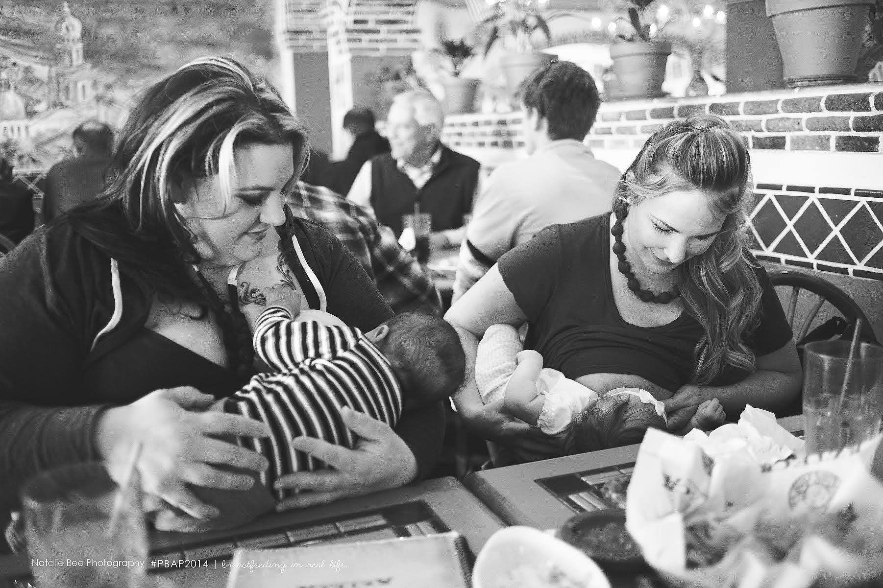 ... of Moms Breastfeeding Their Children at Every Stage | POPSUGAR Moms