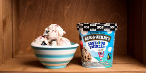 Ben And Jerry's Just Released A New Flavor, And It Could Help Save Our Planet
