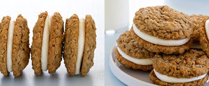 Channel Little Debbie For These Homemade Oatmeal Cream Pies