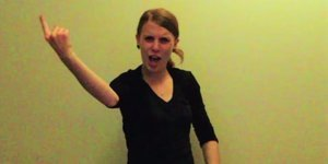 Woman Performing 'Lose Yourself' In Sign Language Gets Us Super Pumped
