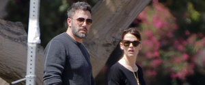 Ben Affleck and Jennifer Garner Do Lunch Amid Split Rumors