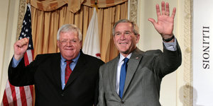 Patriot Act That Dennis Hastert Passed Led To His Indictment