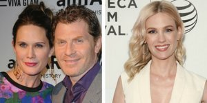Bobby Flay Cheated On Wife With January Jones, Court Docs Claim