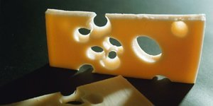 FINALLY: Science Figured Out Where The Holes In Swiss Cheese Have All Gone
