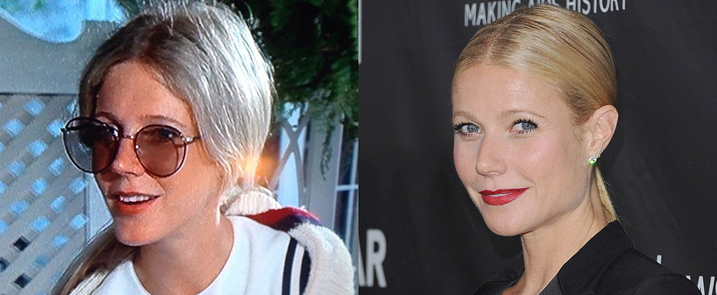 Whoa! Gwyneth Paltrow's Mom Looks Like Her Twin in Crazy Throwback Photo