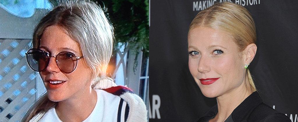 Whoa! Gwyneth Paltrow's Mom Looks Like Her Twin in Crazy Throwback Photo