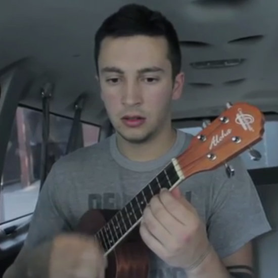 """""""Can't Help Falling in Love"""" Ukulele Cover Video"""