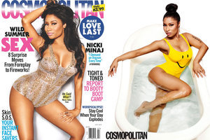 All Hail Nicki Minaj, Who Demands That She Orgasm Every Single Time