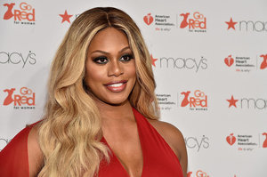 14 Reasons Laverne Cox Would Be An Amazing BFF