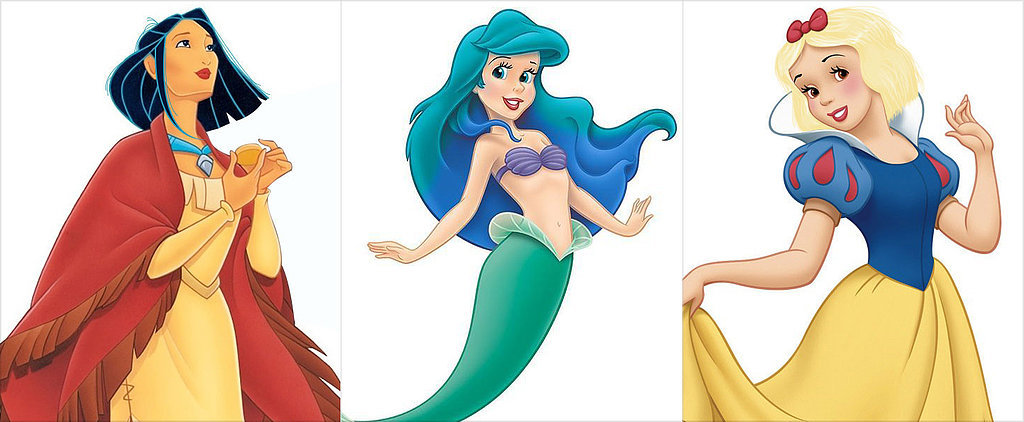 What If the Disney Princesses Got a Modern-Day Beauty Makeover?