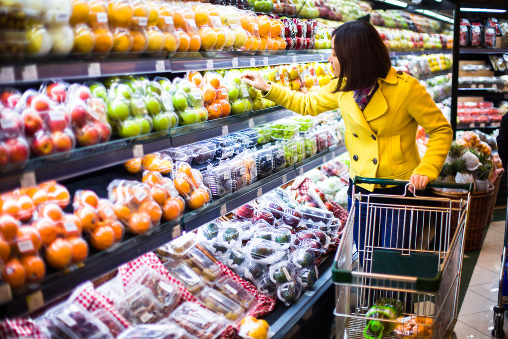 The Supermarket of the Future Will Tell You Everything About Your Groceries