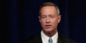 Martin O'Malley Announces 2016 Presidential Run