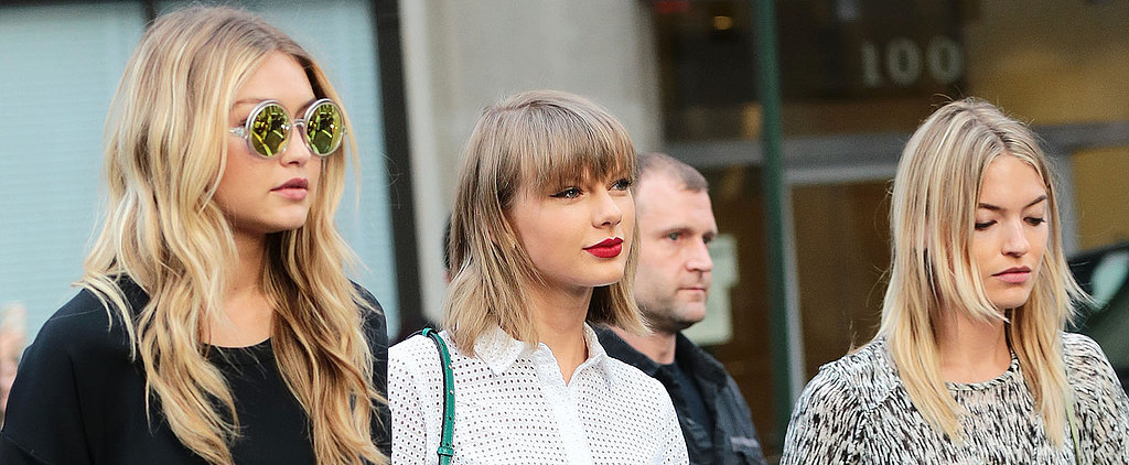 "Taylor Swift Totally Re-Created the ""Bad Blood"" Music Video — and She Knows It"