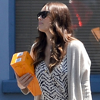 Jessica Biel After Giving Birth to Baby Silas | Pictures
