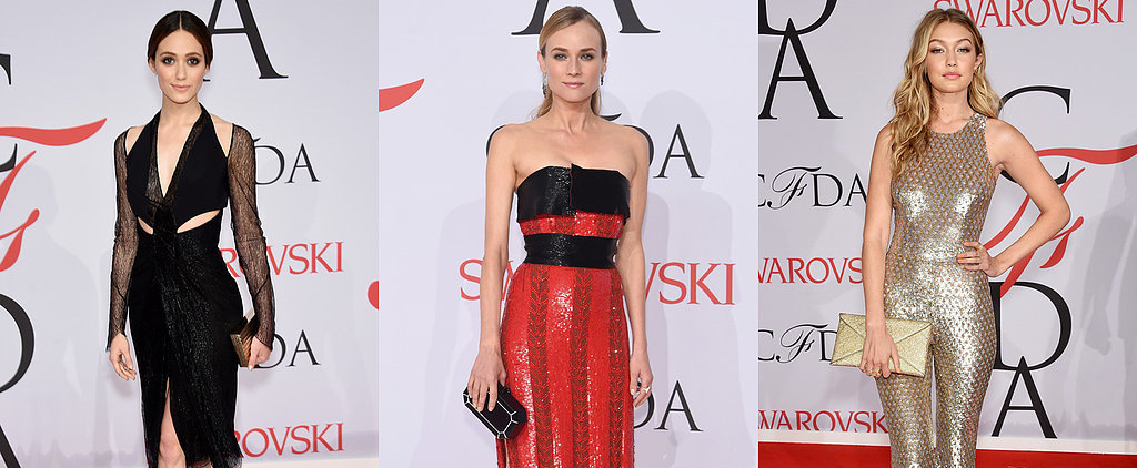 The CFDA Awards Just Won the Prize For Best Dressed Red Carpet