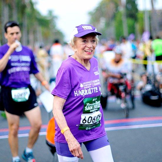 Harriette Thompson | Oldest Woman to Run a Marathon