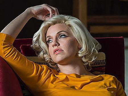 Kelli Garner Dishes on Playing Icon Marilyn Monroe