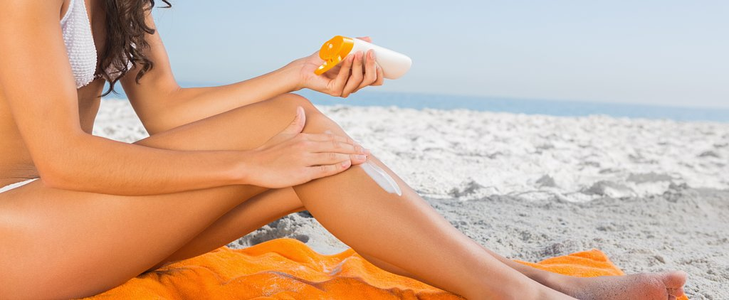 The 1 Sunscreen Ingredient That Is Ruining Your Clothes