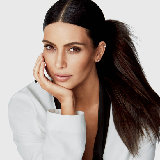 Kim Kardashian Interview in Glamour July 2015 | Pictures