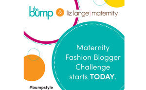 Vote On Our Liz Lange for Target Maternity Fashion Blogger Challenge