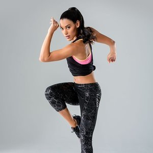 Body-Toning Dumbbell Exercises from Autumn Calabrese