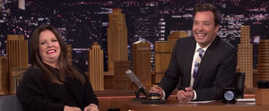 Melissa McCarthy Cracks Jimmy Fallon Up During a Hilarious Game of Random Word Association