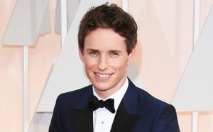 Eddie Redmayne Officially Joins 'Fantastic Beasts'