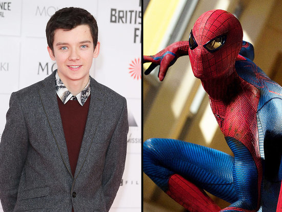 Asa Butterfield Reportedly Among Actors Screen-Testing for New Spider-Man