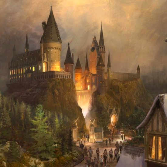 Harry Potter World Hollywood Opening Date