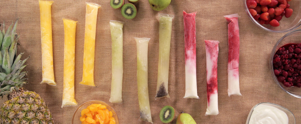 DIY Fresh-Fruit Otter Pops