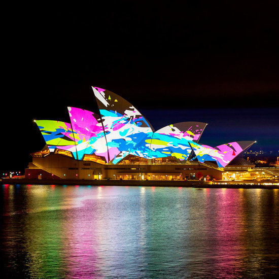 What Lights to See At Vivid Festival 2015